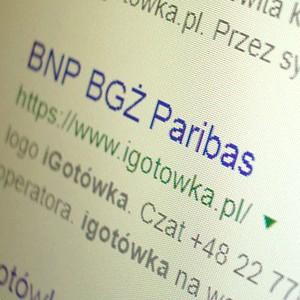 bnp paribas kredyt przez internet opinie