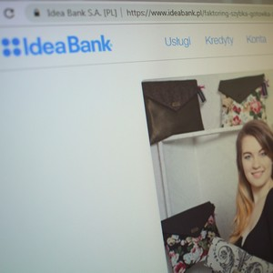 Idea Bank debet dla firm opinie