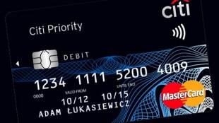 Karta kredytowa Citi Priority