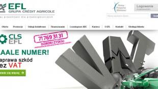 Leasing EFL Grupa Credit Agricole
