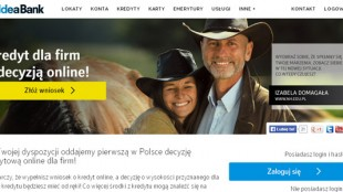 Kredyt online w Idea Bank