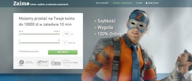 Pożyczki 10 000 zł na 24 miesiące