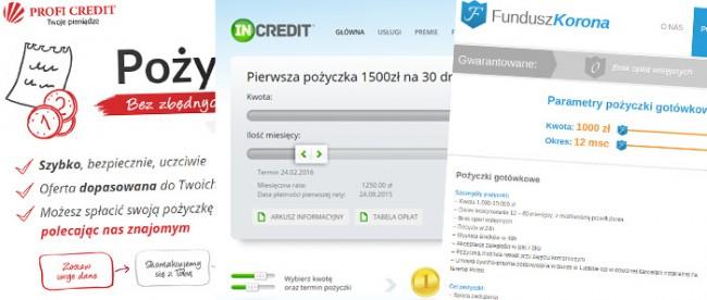 Pożyczki bez sprawdzania BIK