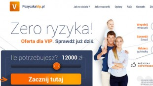 Pożyczka VIP