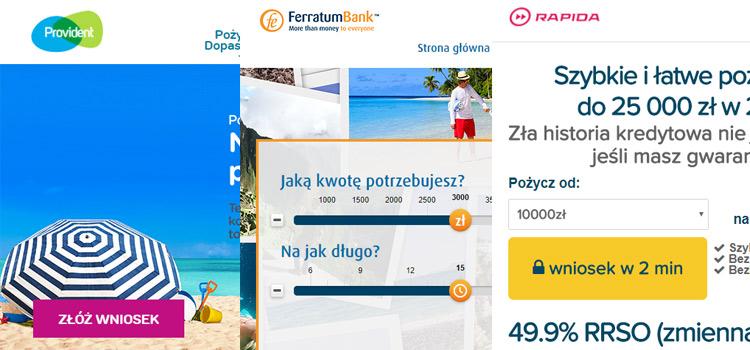 Parabanki vs Pożyczki Pozabankowe