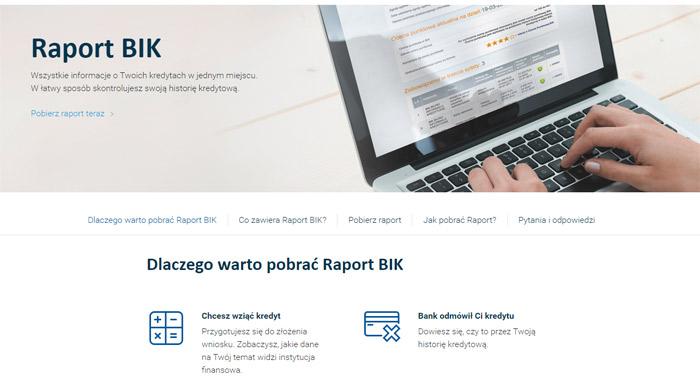 Punktacja w BIK a Kredyt w banku