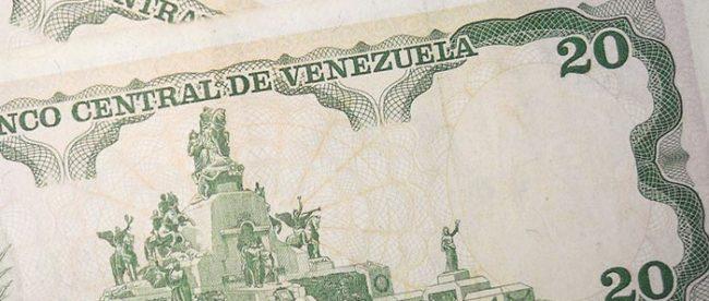 Kurs wenezuelskiej waluty boliwara