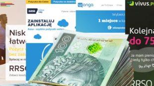 Poznaj pożyczki przez Internet bez wychodzenia z domu