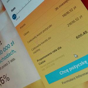 kredyt ratalny pozabankowy