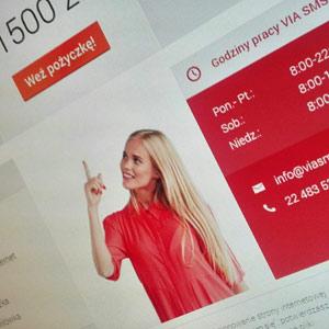 pożyczka na dowód sms