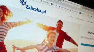 chwilówki online w Zaliczka