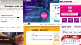 pożyczki udzielane w 2019 roku online