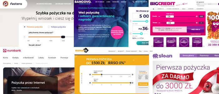 Nowe Pożyczki online 2019 - zobacz nowości! Chwilówki i Pożyczki ratalne.