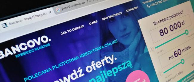 Bancovo online