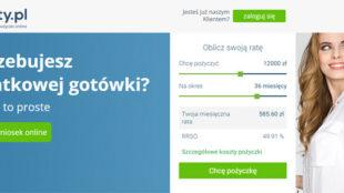 Efiraty prosta pożyczka online