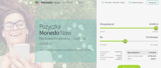 pożyczka online na dowód 20 000 zł
