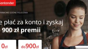 premia 900 zł za konto firmowe