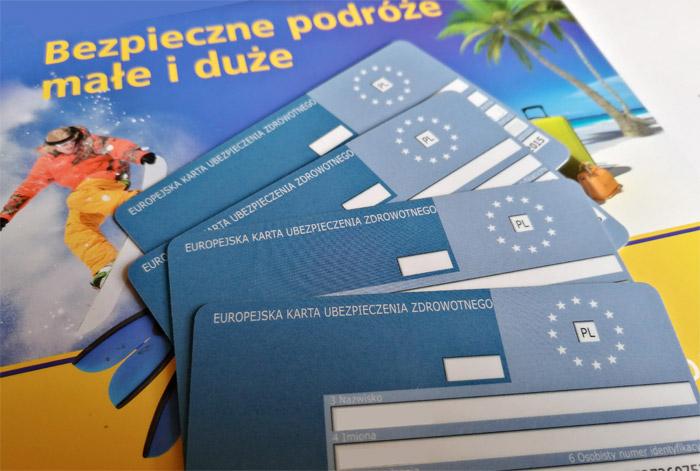 Karta EKUZ jako podstawowe ubezpieczenie podróżne
