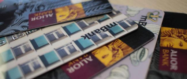 karty mBank Alior bank