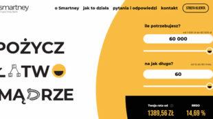 Smartney pożyczki online