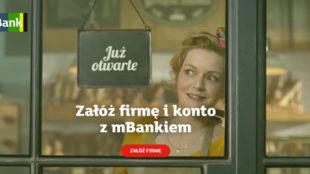 Założenie firmy w banku online