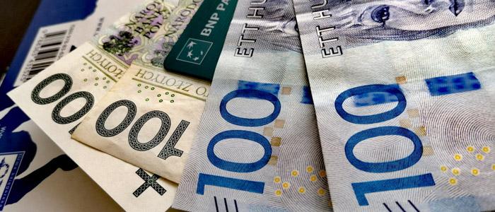 Bank w którym założysz konto z darmowymi wypłatami za granicą