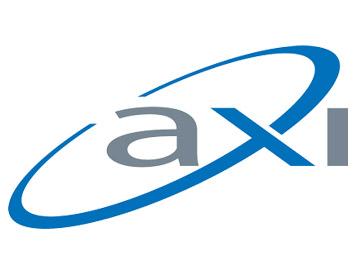 Logo Axi Card