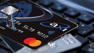 karta kredytowa AXI