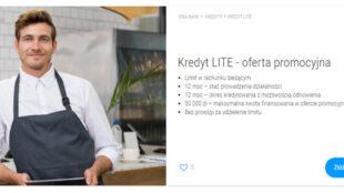 Kredyt Inwestycyjny dla firm czyli kredyt LITE od Idea Banku