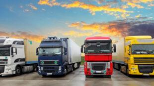 Leasing samochody ciężarowe
