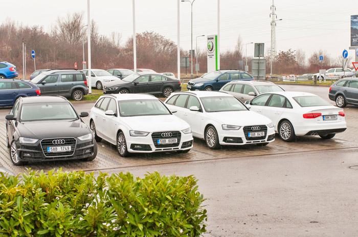 Leasing Audi używane