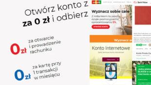 Konto Bankowe Online 2021