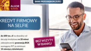 kredyt dla firm na selfie