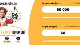 pożyczka online 60 000 zł